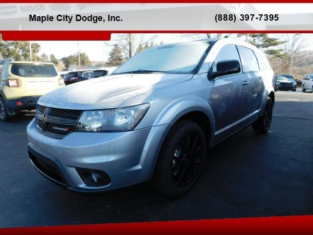 2018 Dodge Journey SXT AWD Sport Utility