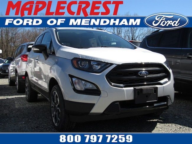 2019 Ford EcoSport SES SUV in