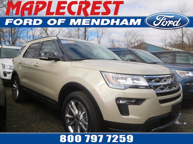2018 Ford Explorer XLT SUV in