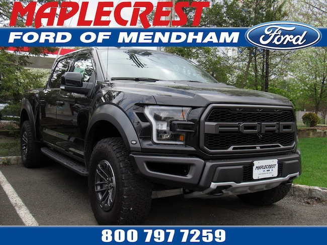 2019 Ford F-150 Raptor Truck SuperCrew Cab in