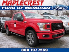 2019 Ford F-150 STX Truck SuperCab Styleside 1FTEX1EP0KKC26494