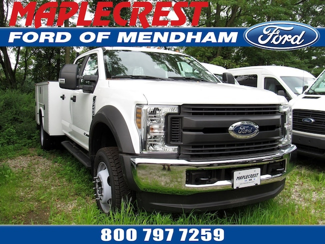 2018 Ford F-450 Chassis XL Truck Crew Cab in