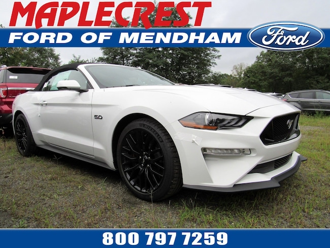 2019 Ford Mustang GT Premium Convertible in