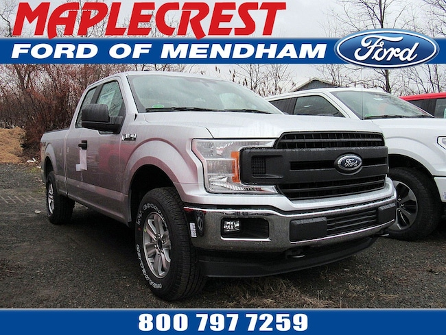 2019 Ford F-150 XL Truck SuperCab Styleside in