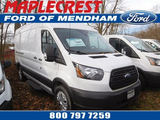 2017 Ford Transit-150 Van Medium Roof Cargo Van in