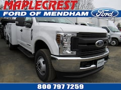 2019 Ford F-350 Chassis XL Truck Super Cab
