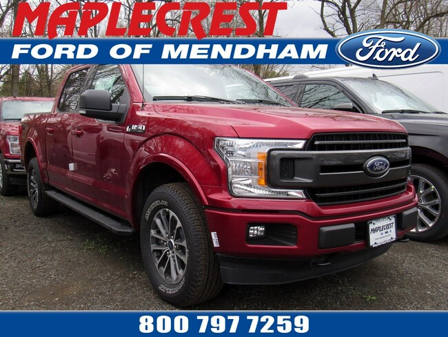 2019 Ford F-150 XLT Truck SuperCrew Cab in