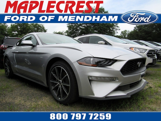2018 Ford Mustang EcoBoost Coupe in
