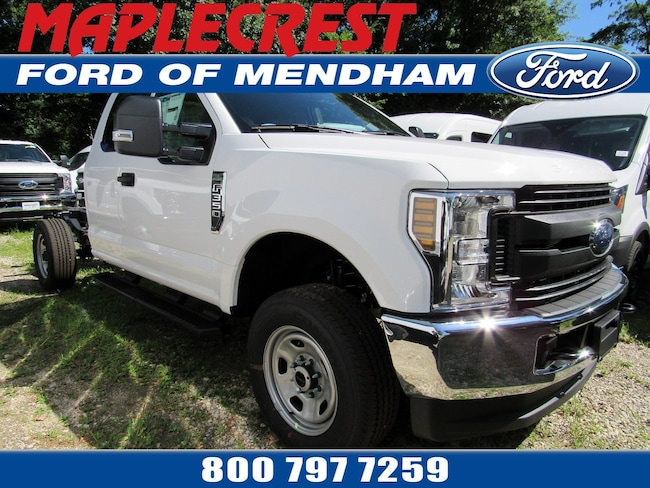 2018 Ford F-350 Chassis XL Truck Super Cab in