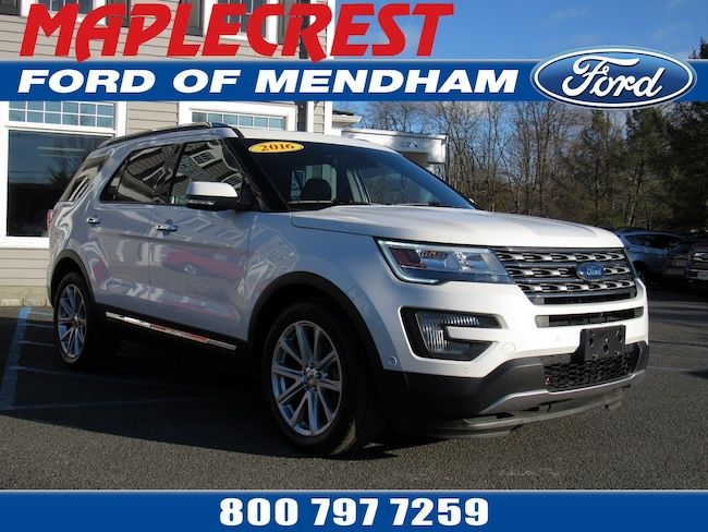 2016 Ford Explorer Limited SUV
