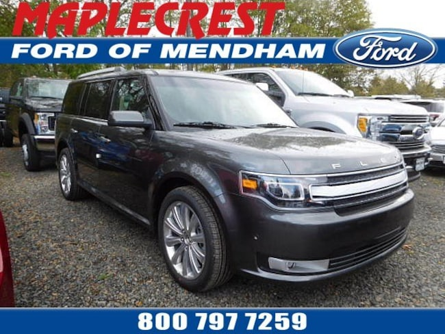 2018 Ford Flex Limited EcoBoost SUV in