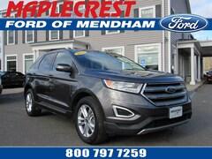 2015 Ford Edge SEL SUV 2FMTK4J98FBB69715