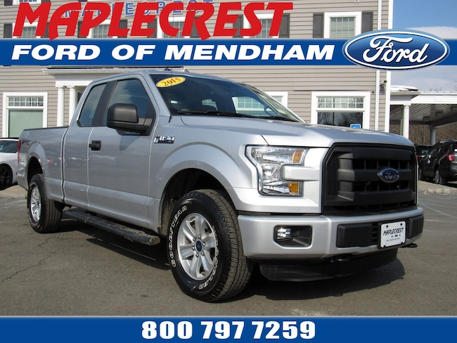 2015 Ford F-150 XL 4X4 Supercab Truck