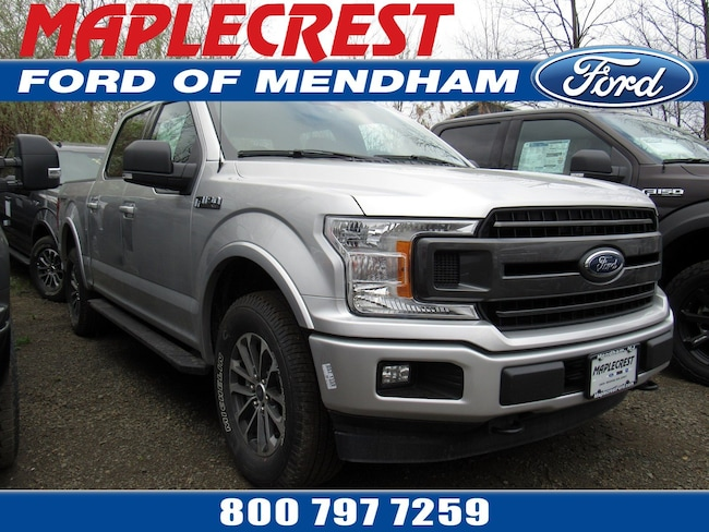 2019 Ford F-150 Truck SuperCrew Cab in