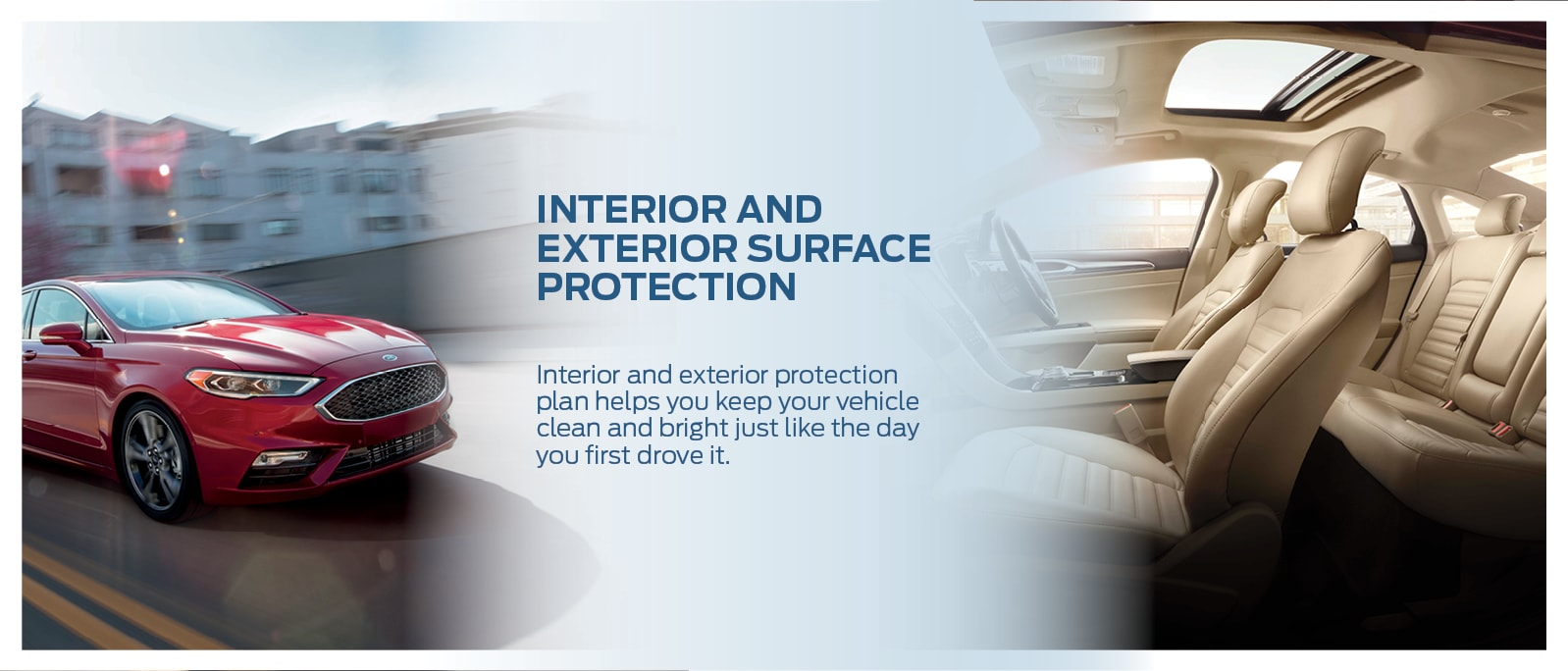 Surface Care for Interior and Exterior Protection. A surface care extended  service plan ...