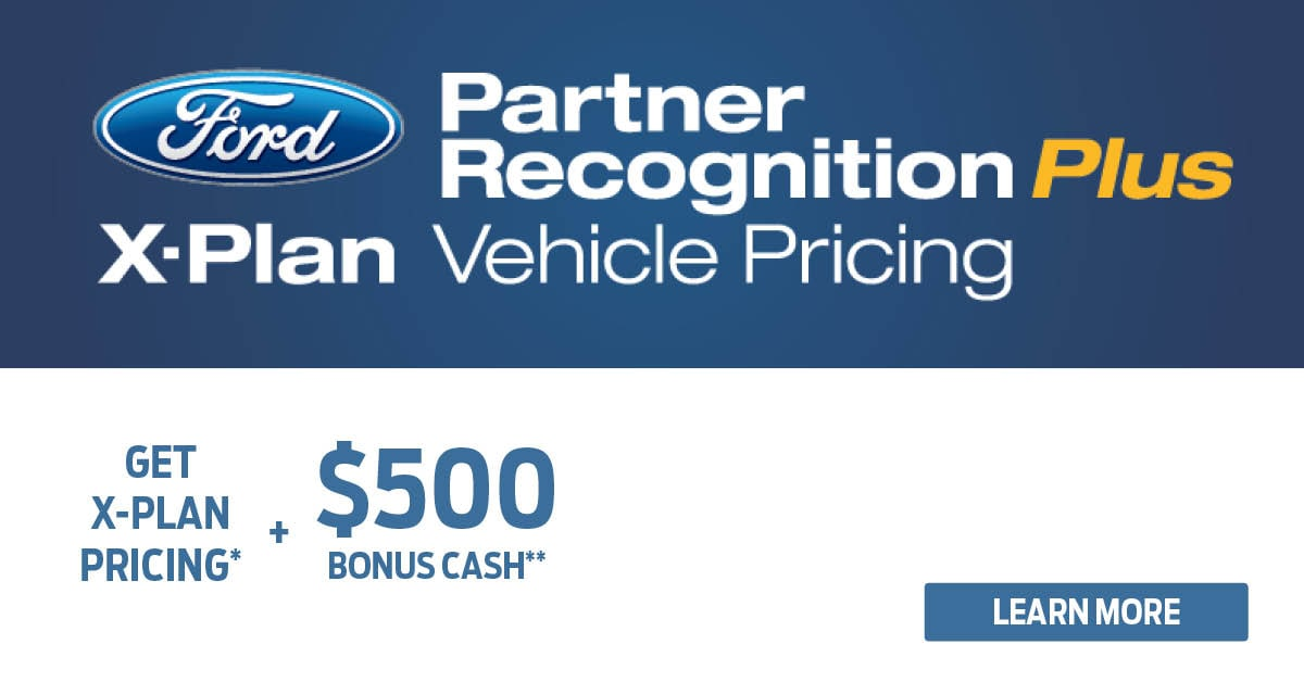 Ford X Plan Partner Discounts
