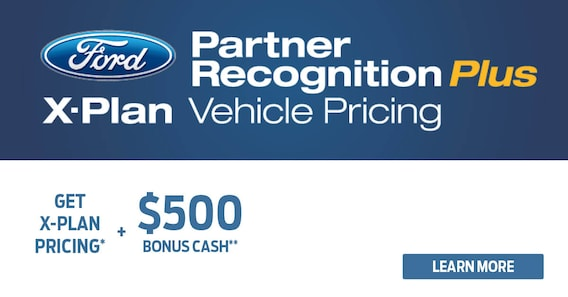 Ford X Plan Pricing >> Ford X Plan Partner Discounts Maplecrest Ford Lincoln