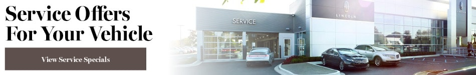 Service Offers For Your Vehicle