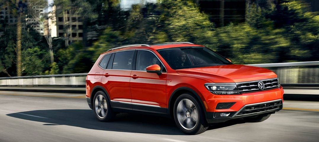 2018 Volkswagen Tiguan In Kalamazoo Mi Maple Hill Auto