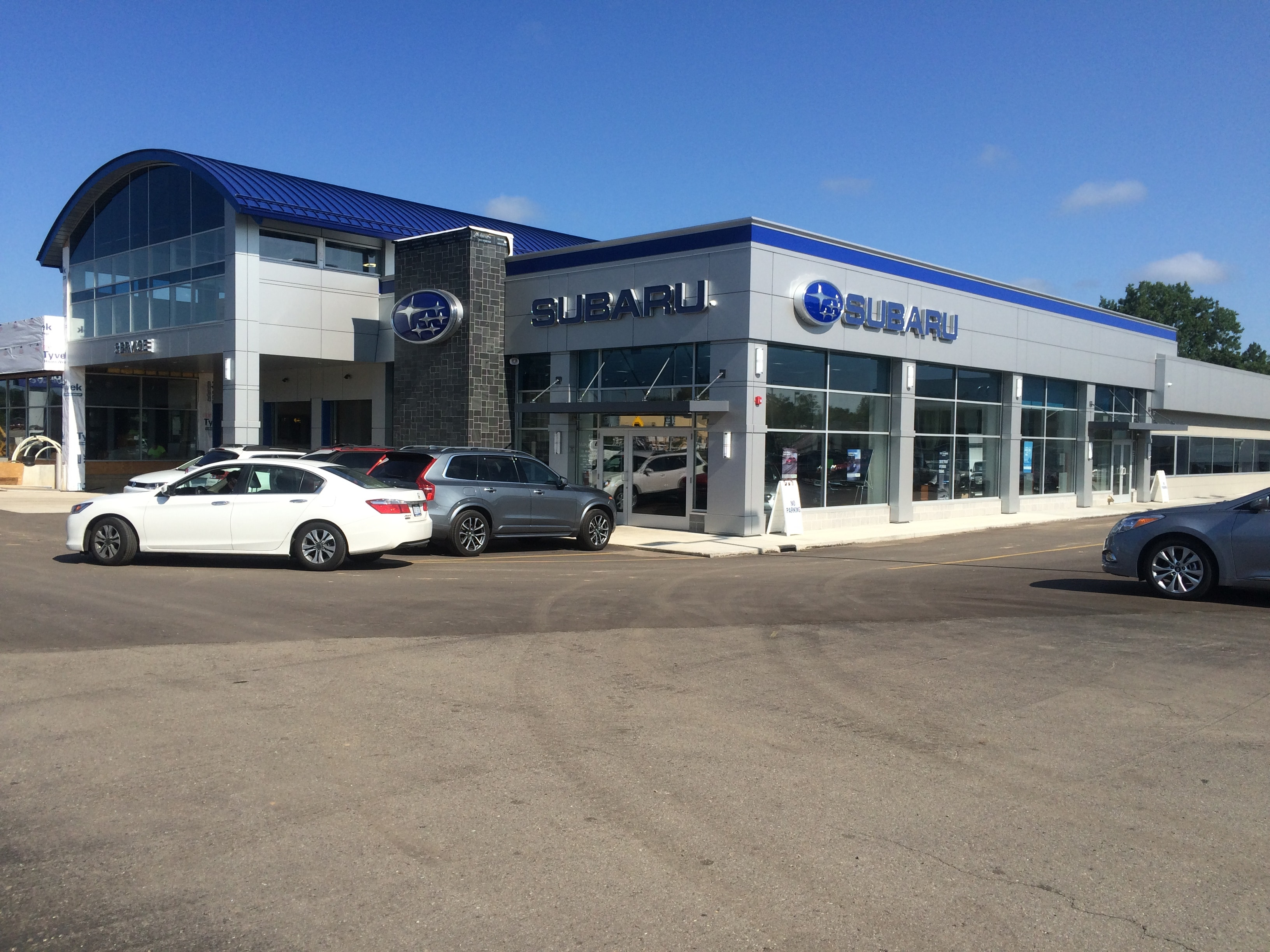 Our Subaru Dealership Maple Hill Auto Group Kalamazoo Mi