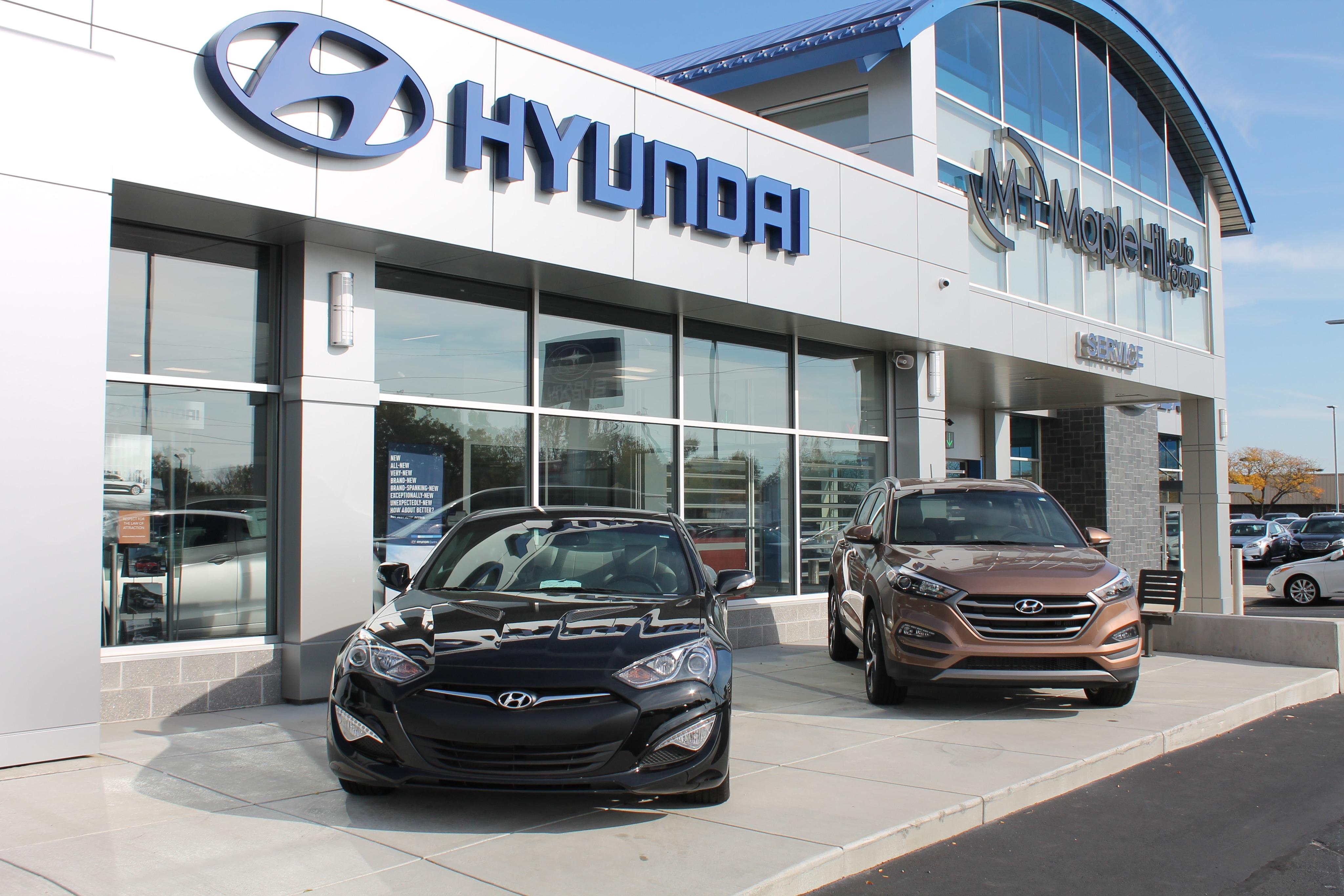 Our Hyundai Dealership
