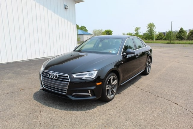 Maple Hill Audi >> Used 2017 Audi A4 For Sale At Maple Hill Hyundai Vin