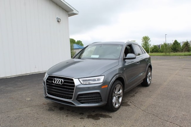 Maple Hill Audi >> Used 2016 Audi Q3 For Sale At Maple Hill Hyundai Vin