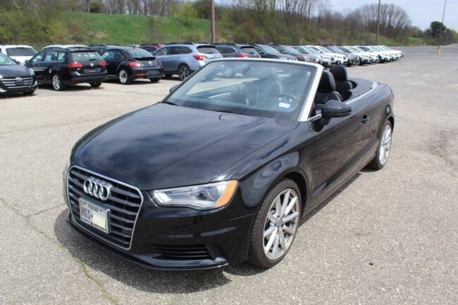 Maple Hill Audi >> Used 2016 Audi A3 For Sale At Maple Hill Hyundai Vin