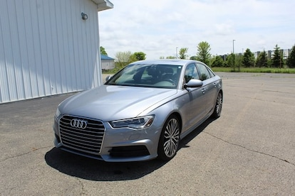 Maple Hill Audi >> Used 2017 Audi A6 For Sale At Maple Hill Hyundai Vin