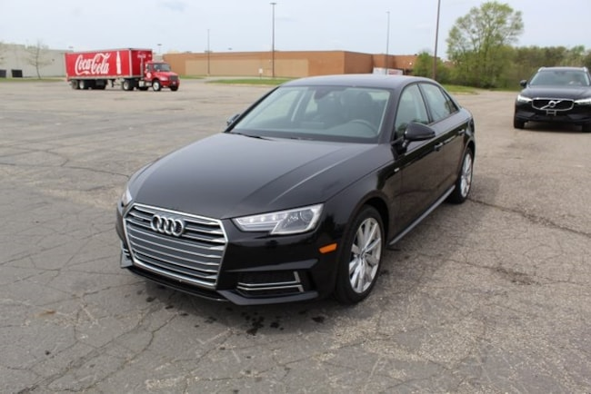 Maple Hill Audi >> Used 2018 Audi A4 For Sale At Maple Hill Hyundai Vin