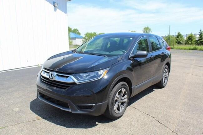 2017 Honda Crv For Sale >> Used 2017 Honda Cr V For Sale At Maple Hill Hyundai Vin