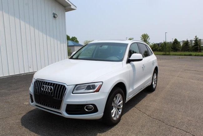 Maple Hill Audi >> Used 2016 Audi Q5 For Sale At Maple Hill Hyundai Vin