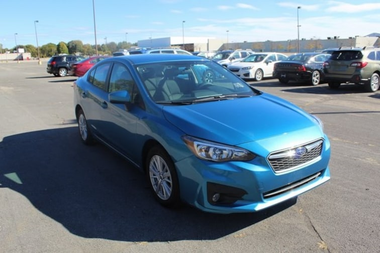 Certified Pre Owned 2018 Subaru Impreza For Sale In Kalamazoo Mi