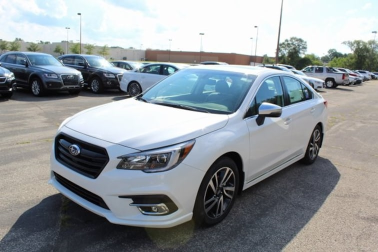 New 2019 Subaru Legacy For Sale In Kalamazoo Mi Near Battle Creek