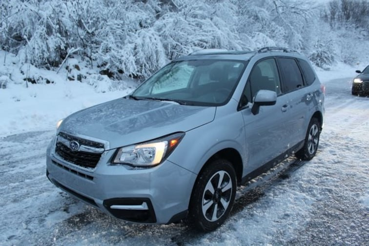 Certified Pre Owned 2018 Subaru Forester For Sale In Kalamazoo Mi
