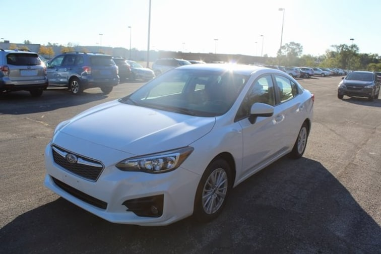 Used 2018 Subaru Impreza 2 0i Premium For Sale In Kalamazoo Mi