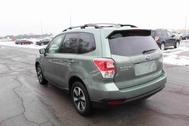 Used 2018 Subaru Forester Vin Jf2sjaec5jh540415 For Sale Kalamazoo Mi