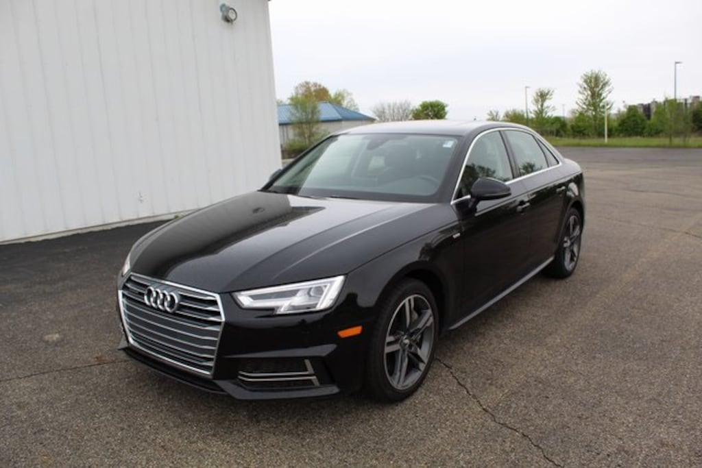 Maple Hill Audi >> Used 2018 Audi A4 Vin Wauenaf48ja200981 For Sale