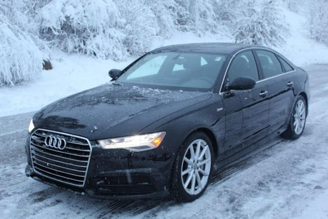 used 2018 Audi A6 3.0T Premium Plus Sedan in kalamazoo mi