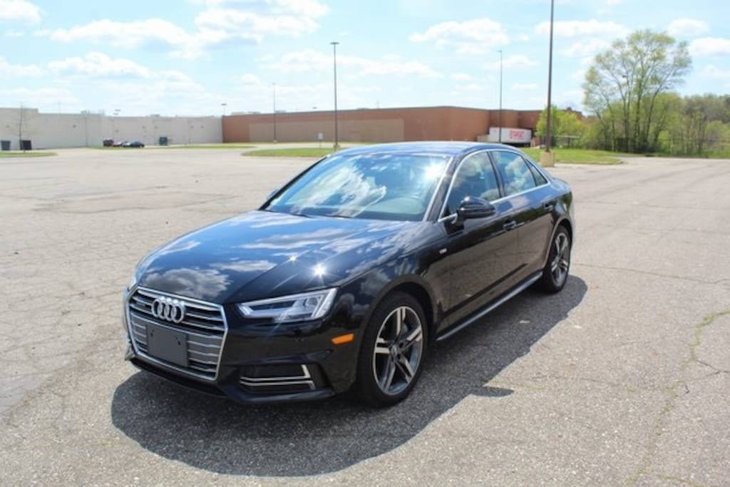 Maple Hill Audi >> Used 2017 Audi A4 Vin Wauenaf41hn009440 For Sale