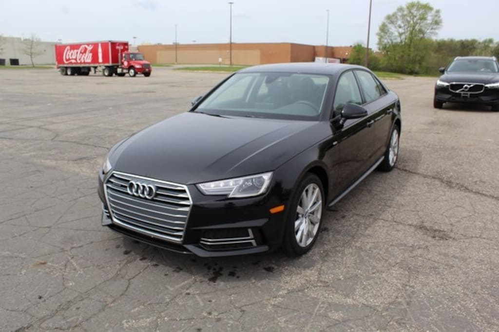 Maple Hill Audi >> Used 2018 Audi A4 Vin Waudnaf44jn018117 For Sale