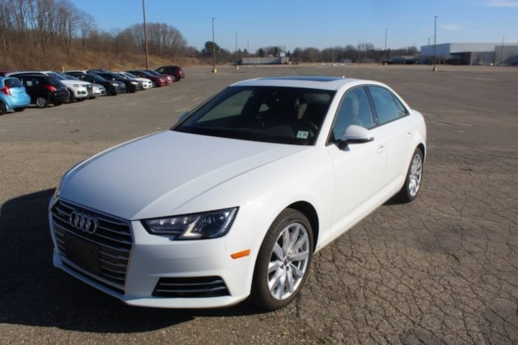 Maple Hill Audi >> Used 2017 Audi A4 Vin Wauanaf40hn041309 For Sale