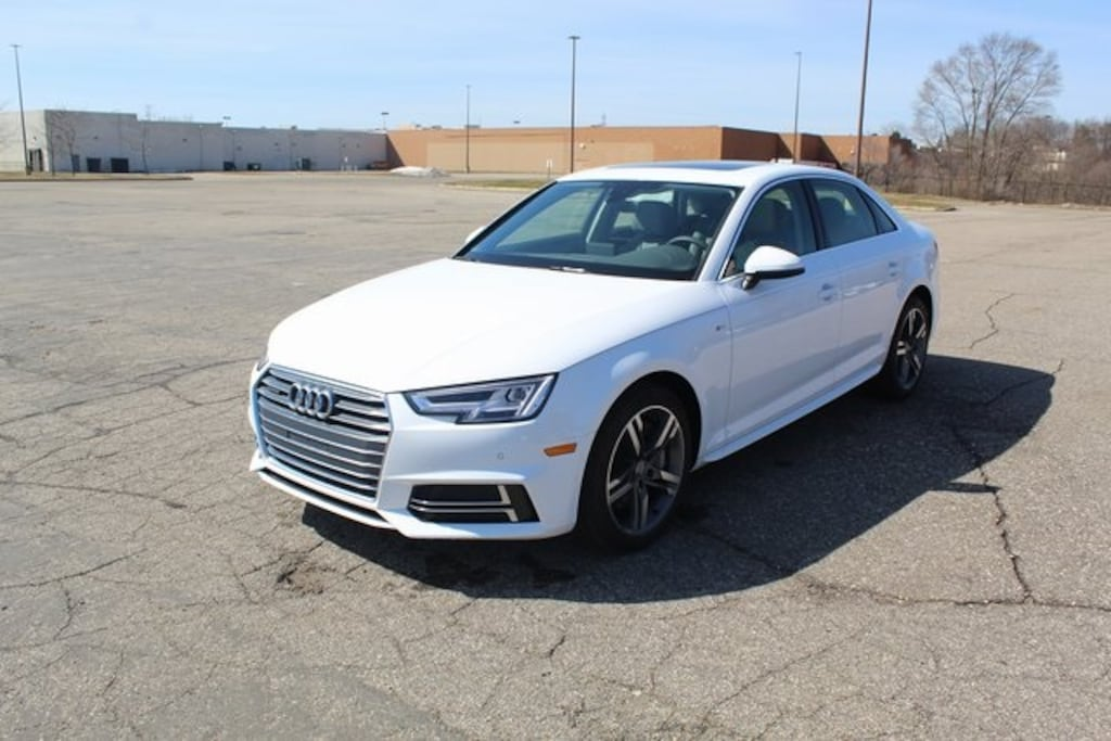 Maple Hill Audi >> Used 2018 Audi A4 Vin Wauenaf45ja168443 For Sale