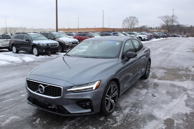 Volvo S60 For Sale >> New 2019 Volvo S60 For Sale At Maple Hill Volvo Vin