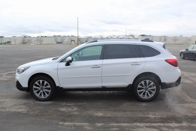 Used 2018 Subaru Outback Vin 4s4bsetc9j3236342 For Sale Kalamazoo Mi