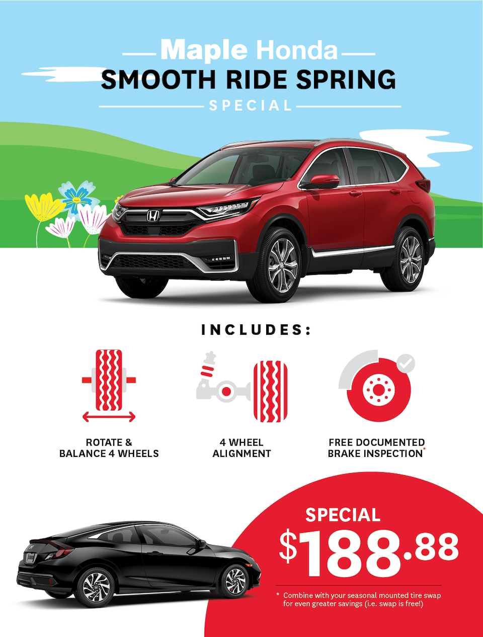 2021 Smooth Ride - Spring Service Campaign