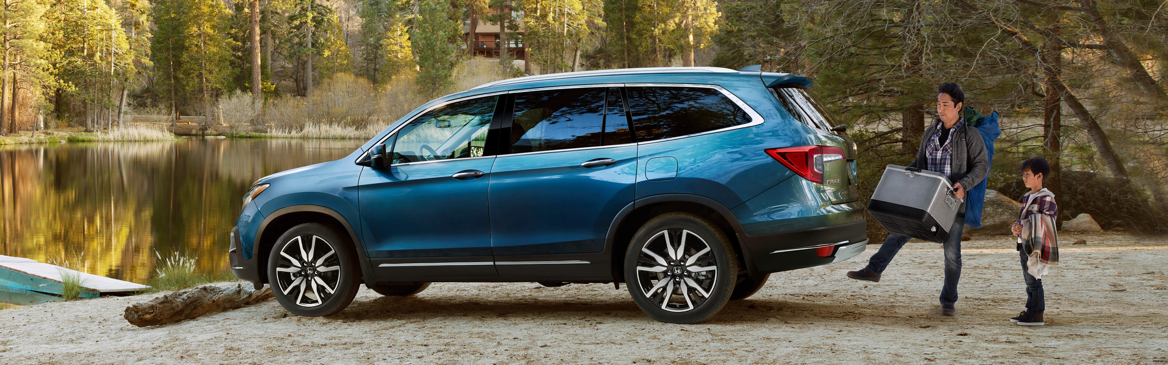 2020 Honda Pilot | Maple Honda