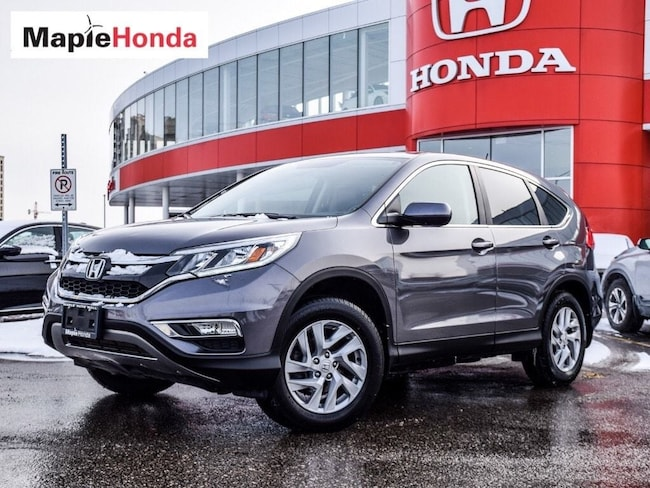 2015 Honda CR-V EX-L| Leather, Backup Cam, All-Wheel Drive! SUV