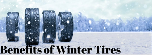 Benefits of Winter Tires | Maple Toyota