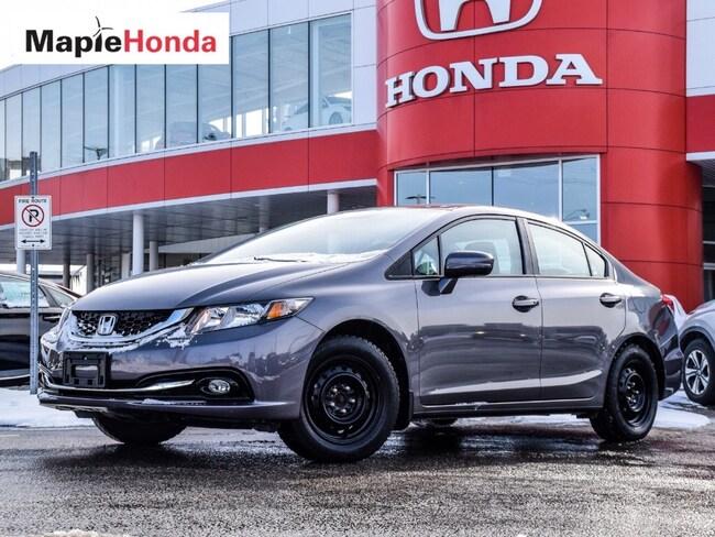 2015 Honda Civic Touring  Loaded, Leather, Navi! Sedan